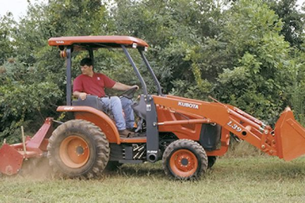 Kubota | TLB Series | Model L39 for sale at Evergreen Tractor, Louisiana