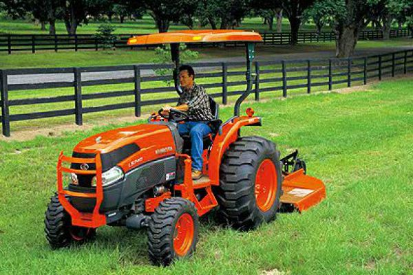 Kubota | L Series | Model L4240 for sale at Evergreen Tractor, Louisiana