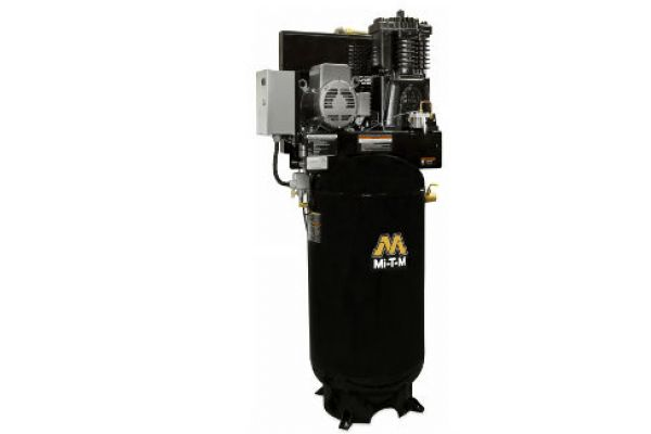 Mi-T-M 80-Gallon Two Stage Electric - ACS-23105-80VM for sale at Evergreen Tractor, Louisiana