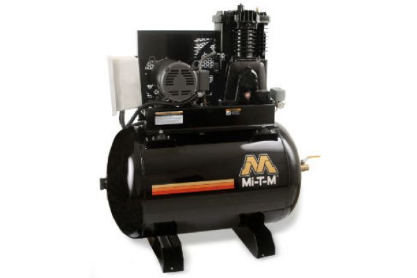 Mi-T-M | Stationary Air Compressors | Model 80-Gallon Two Stage Electric - ACS-23175-80H for sale at Evergreen Tractor, Louisiana