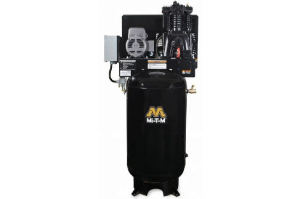 Mi-T-M | Stationary Air Compressors | Model 80-Gallon Two Stage Electric - ACS-23175-80V for sale at Evergreen Tractor, Louisiana