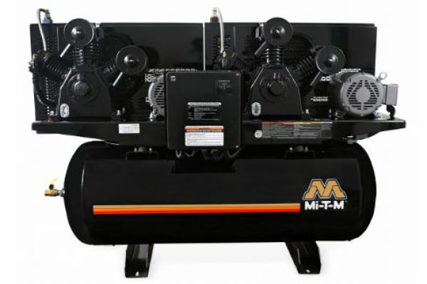 Mi-T-M | Stationary Air Compressors | Model 120-Gallon Two Stage Electric - ADD-23110-120H for sale at Evergreen Tractor, Louisiana