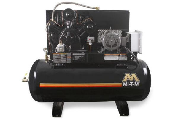 Mi-T-M | Stationary Air Compressors | Model 120-Gallon Two Stage Electric - ADS-23110-120HM for sale at Evergreen Tractor, Louisiana