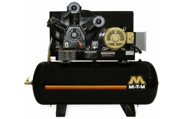 Mi-T-M | Stationary Air Compressors | Model 120-Gallon Two Stage Electric - AES-20315-120H for sale at Evergreen Tractor, Louisiana