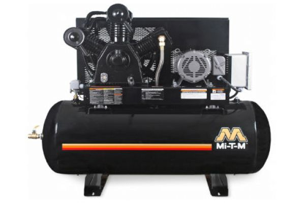 Mi-T-M | Stationary Air Compressors | Model 120-Gallon Two Stage Electric - AES-20315-120HM for sale at Evergreen Tractor, Louisiana