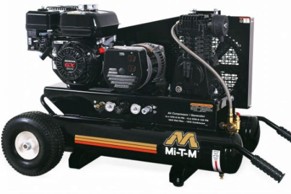 Mi-T-M | 8 Gallon | Model 8 Gallon Single Stage Combination - AG1-PH65-08M1 for sale at Evergreen Tractor, Louisiana