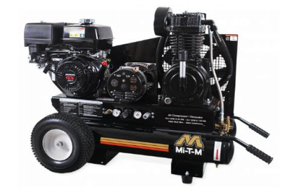 Mi-T-M | 8 Gallon | Model 8 Gallon Two Stage Combination - AG2-PH13-08M1 for sale at Evergreen Tractor, Louisiana