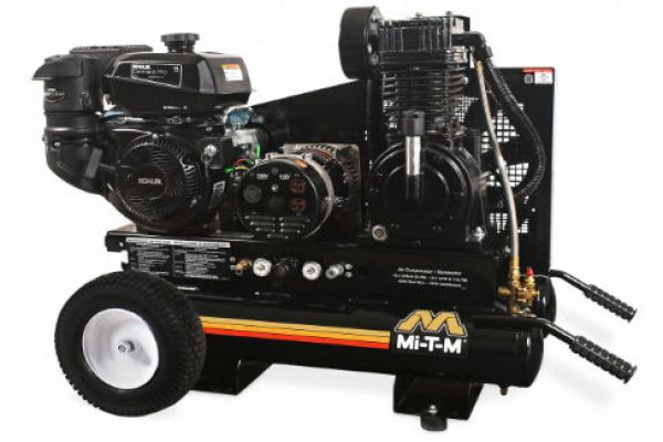 Mi-T-M | 8 Gallon | Model 8 Gallon Two Stage Combination - AG2-PK14-08M1 for sale at Evergreen Tractor, Louisiana