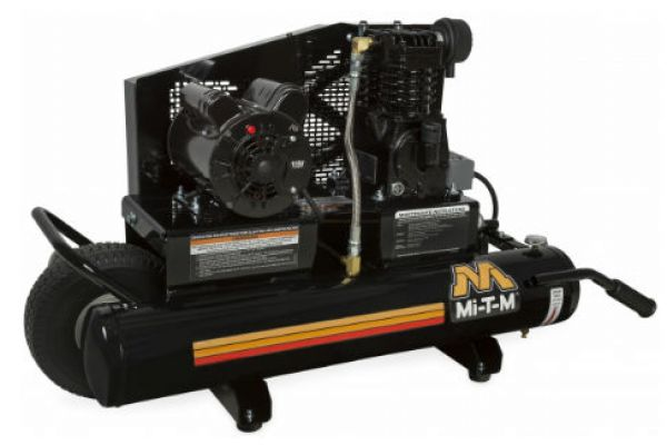 Mi-T-M 8-Gallon Single Stage Electric - AM1-PE15-08M for sale at Evergreen Tractor, Louisiana