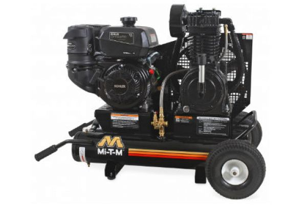 Mi-T-M 8-Gallon Two Stage Gasoline - AM2-PK95-08M for sale at Evergreen Tractor, Louisiana