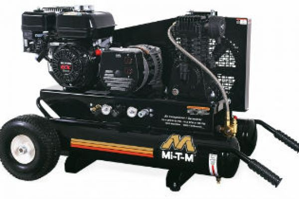 Mi-T-M | Air Compressor Generators | 8 Gallon for sale at Evergreen Tractor, Louisiana