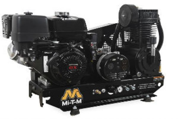 Mi-T-M | Air Compressor Generators | Base Mount for sale at Evergreen Tractor, Louisiana