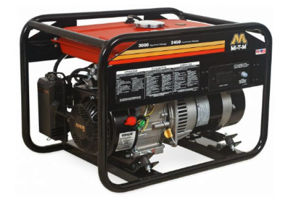 Mi-T-M | Gasoline Generators | Model GEN-3000-1MK0 for sale at Evergreen Tractor, Louisiana