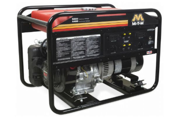 Mi-T-M | Gasoline Generators | Model GEN-5000-0MH0 for sale at Evergreen Tractor, Louisiana