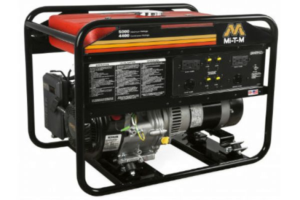 Mi-T-M | Gasoline Generators | Model GEN-5000-0MK0 for sale at Evergreen Tractor, Louisiana