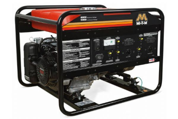 Mi-T-M | Gasoline Generators | Model GEN-6000-0MH0 for sale at Evergreen Tractor, Louisiana