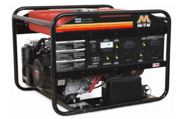Mi-T-M | Gasoline Generators | Model GEN-6000-0MHE for sale at Evergreen Tractor, Louisiana