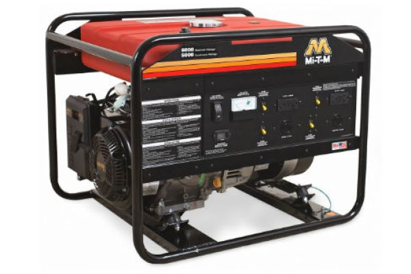 Mi-T-M | Gasoline Generators | Model GEN-6000-0MK0 for sale at Evergreen Tractor, Louisiana
