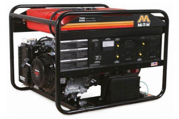 Mi-T-M | Gasoline Generators | Model GEN-7500-0MHE for sale at Evergreen Tractor, Louisiana