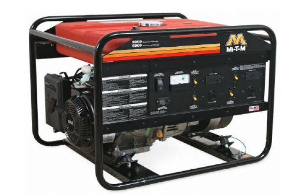 Mi-T-M | Gasoline Generators | Model GEN-8000-0MK0 for sale at Evergreen Tractor, Louisiana