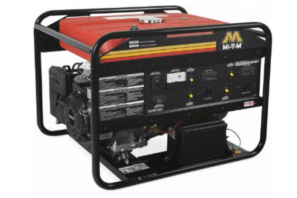 Mi-T-M | Gasoline Generators | Model GEN-8000-0MKE for sale at Evergreen Tractor, Louisiana
