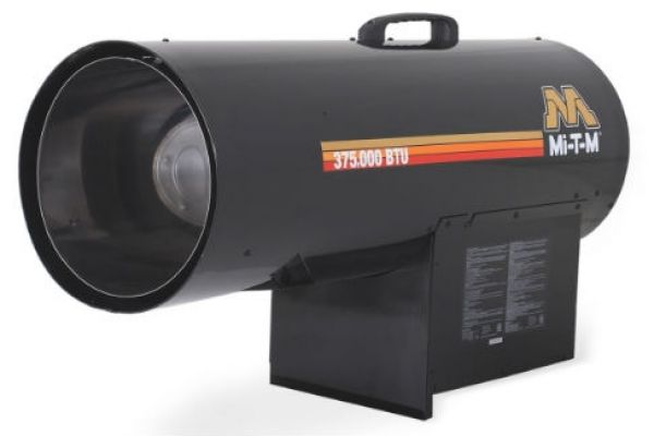 Mi-T-M | Portable Propane Heaters | Model Propane Forced Air - MH-0375-LM10 for sale at Evergreen Tractor, Louisiana