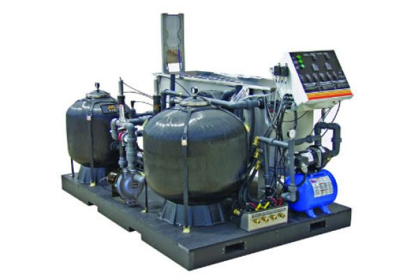 Mi-T-M Advanced Wash Water Recycle Systems - WLP-30-0M10 for sale at Evergreen Tractor, Louisiana