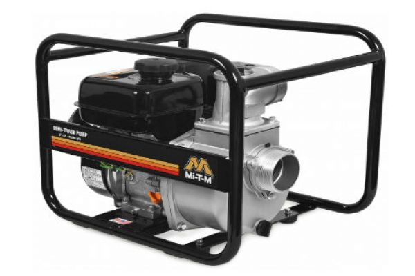 Mi-T-M Semi-Trash Pump 3-Inch - WTP-S03-2MGM for sale at Evergreen Tractor, Louisiana