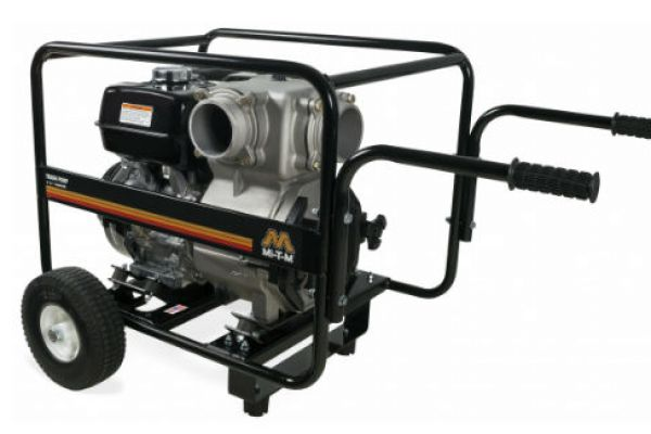 Mi-T-M | Semi-Trash Water Pumps | Model Trash Pump 4-Inch - WTP-T04-0MGH for sale at Evergreen Tractor, Lousisana