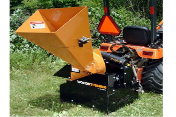 Woods | Chippers/Shredders | Model TCH4500 for sale at Evergreen Tractor, Louisiana