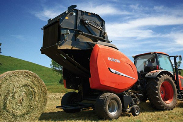 Kubota | BV Series | Model BV5160 NET for sale at Evergreen Tractor, Lousisana
