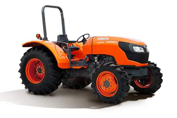 Kubota | M5660SU | Model M9960 Low Profile for sale at Evergreen Tractor, Louisiana