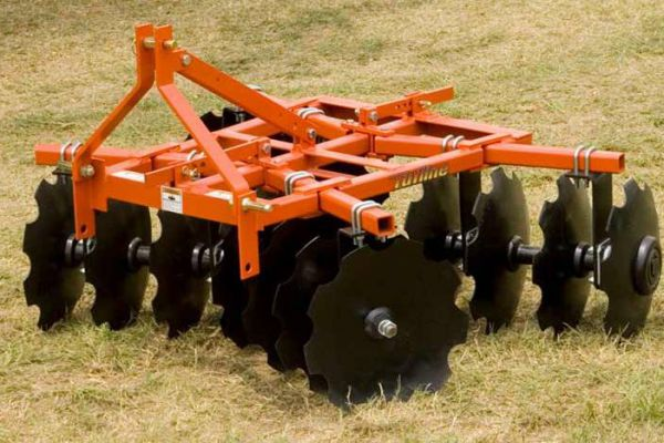 Tufline | Tractor Mount Lifts | Model TGE Series Tandem Lift Disc Harrows for sale at Evergreen Tractor, Louisiana