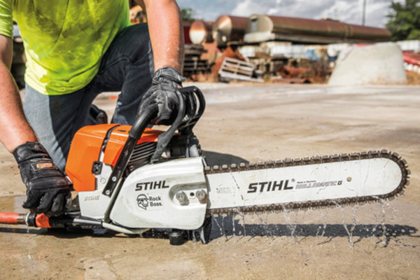 Stihl | Concrete Cutters | Concrete Cutter Accessories for sale at Evergreen Tractor, Louisiana