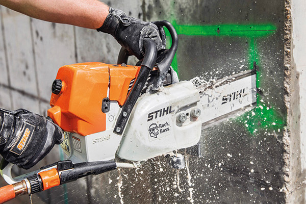 Stihl | Concrete Cutters | Professional Concrete Cutters for sale at Evergreen Tractor, Louisiana