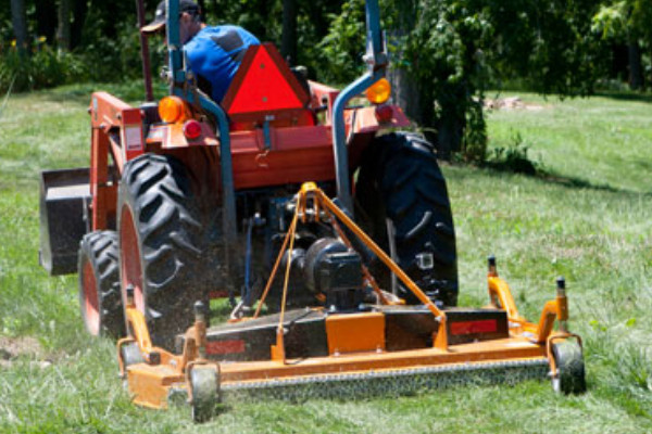 Woods | Finish Mower | Rear Mount for sale at Evergreen Tractor