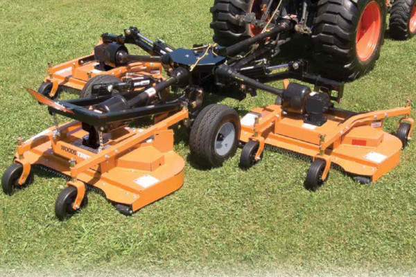 Woods | Finish Mower | Turf Batwing for sale at Evergreen Tractor